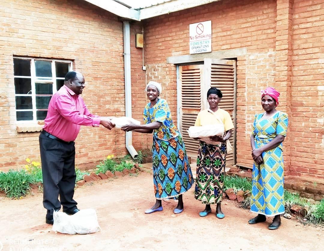 Raiply Supports Womens Community Woodlot Project