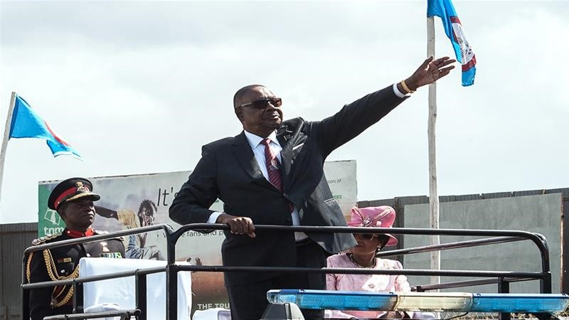 PRESIDENT MUTHARIKA HAS ANNOUNCED THE NEW CABINET.